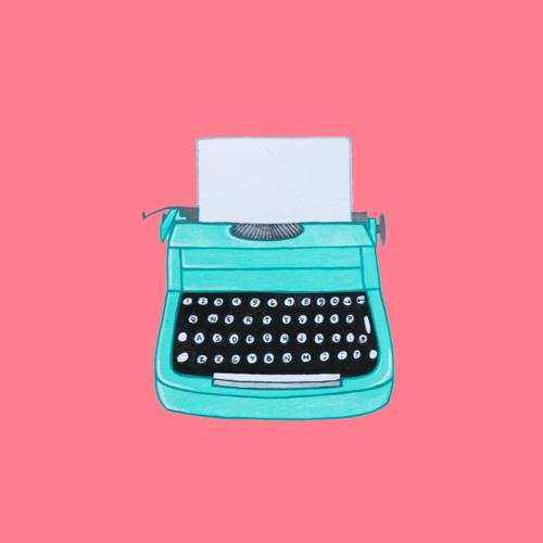 Turquoise Typewriter.png