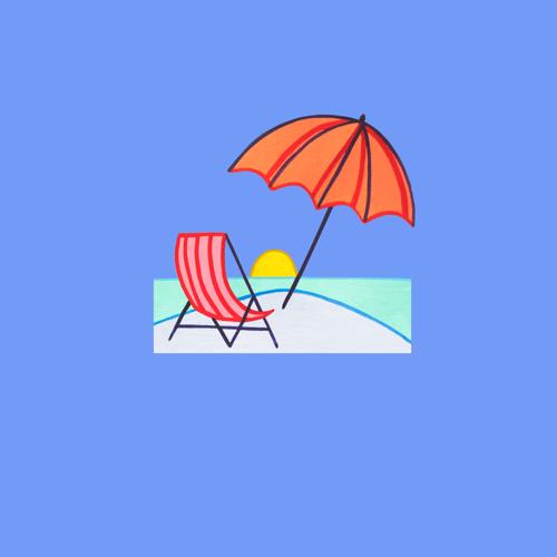 Umbrella at the Beach.png