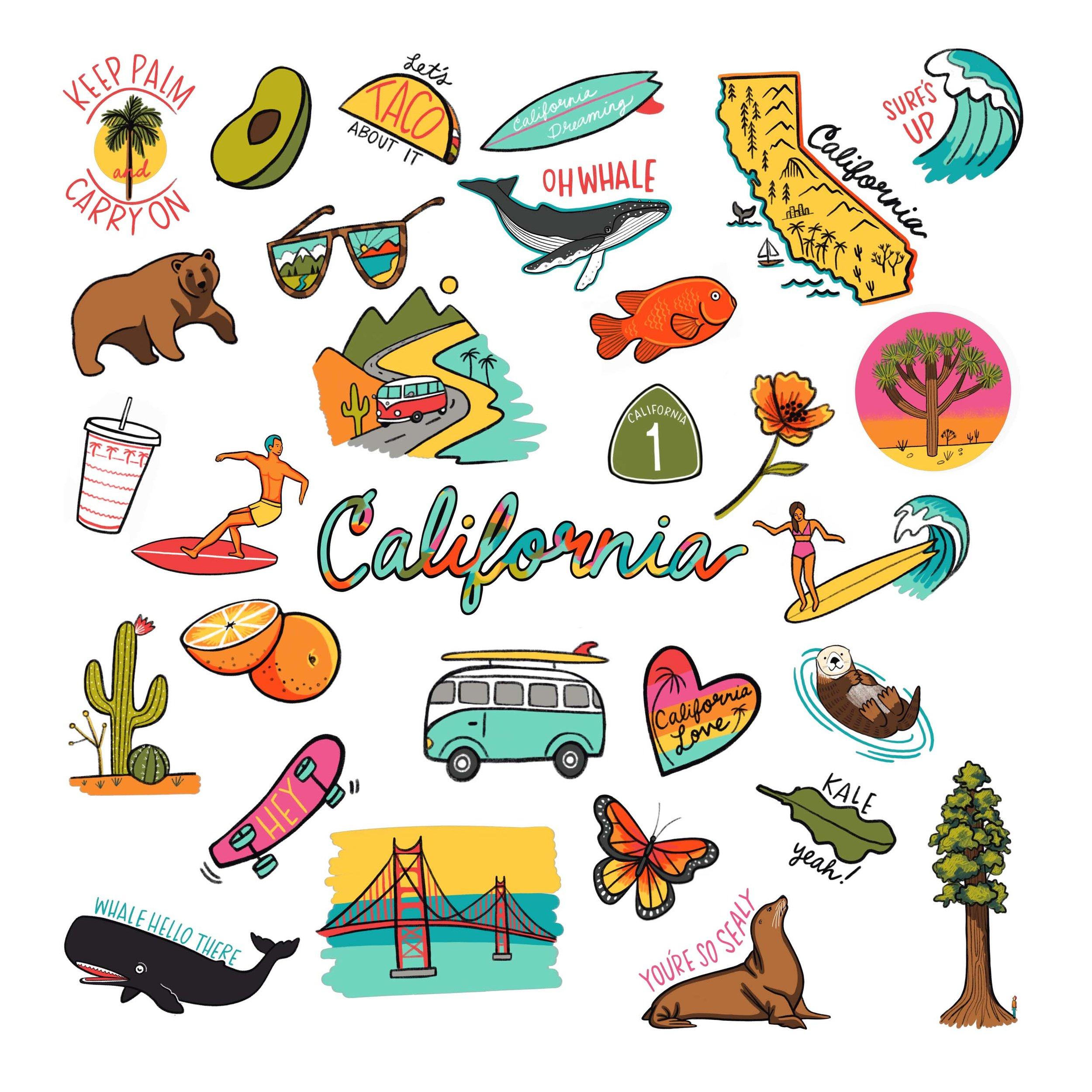 California Pack
