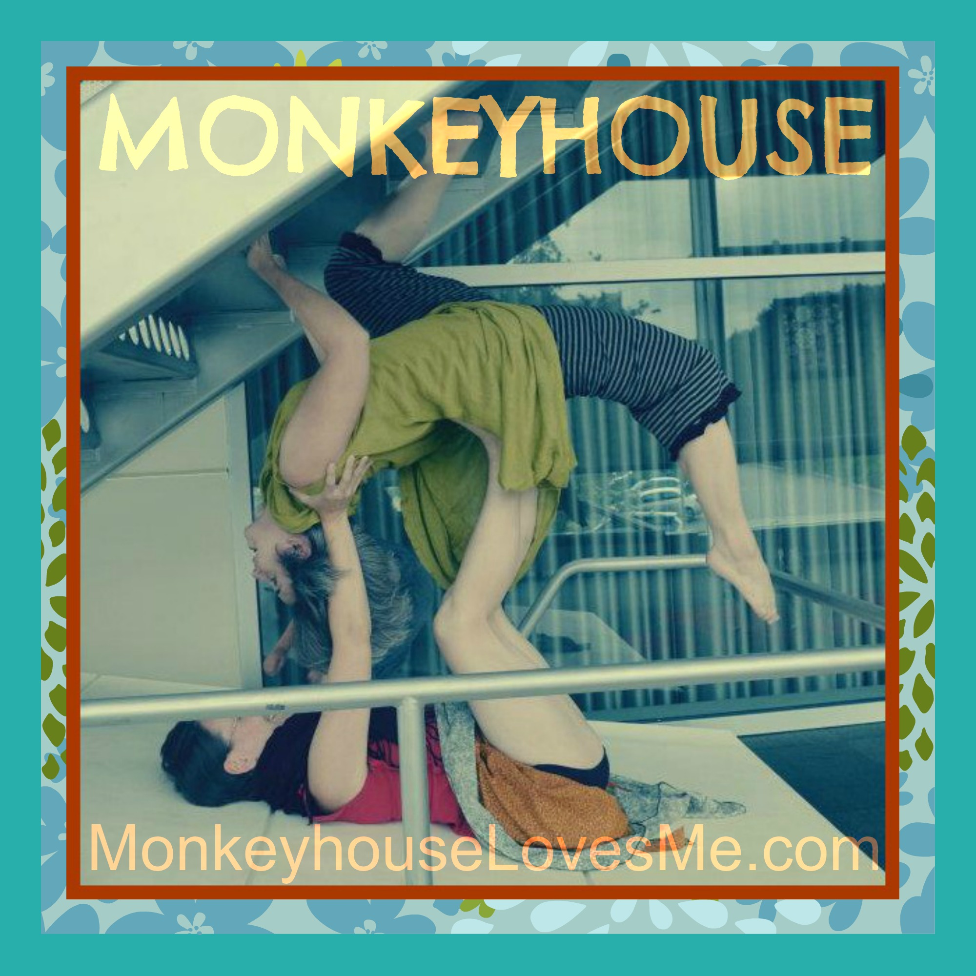 Monkeyhouse's Connect 2 Choreography Blog Interview, October 2014