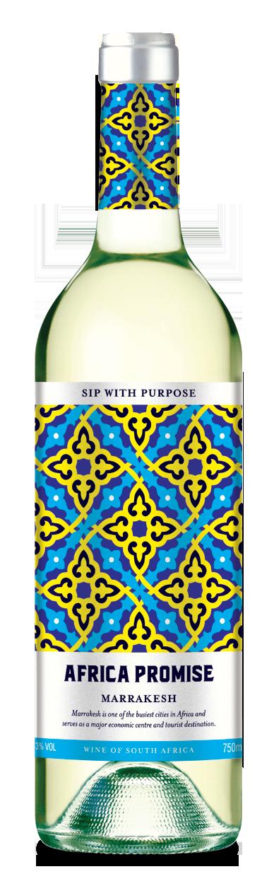 Africa Promise Marakesh Wine