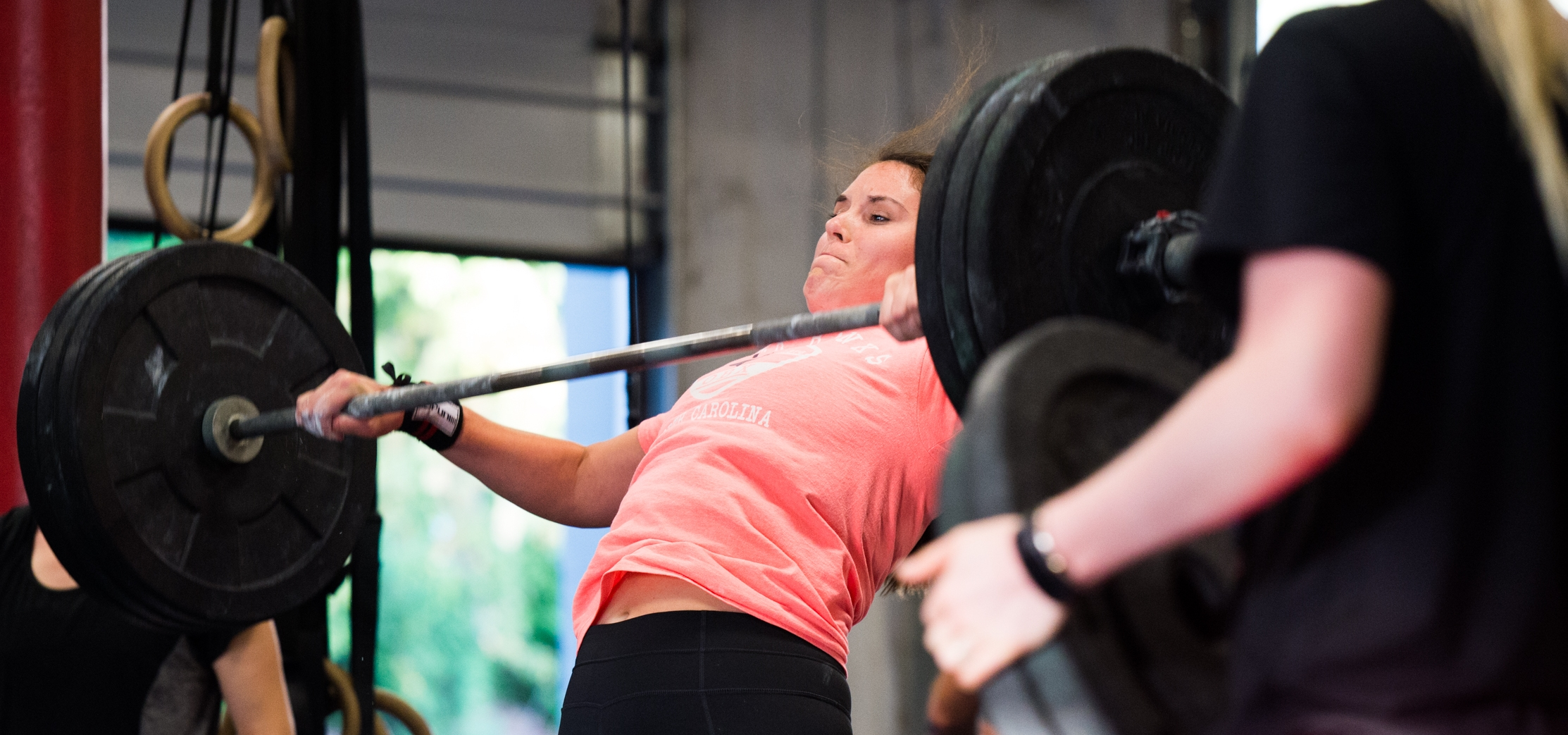 Most of your goals in CrossFit will require some practice time outside of classes.