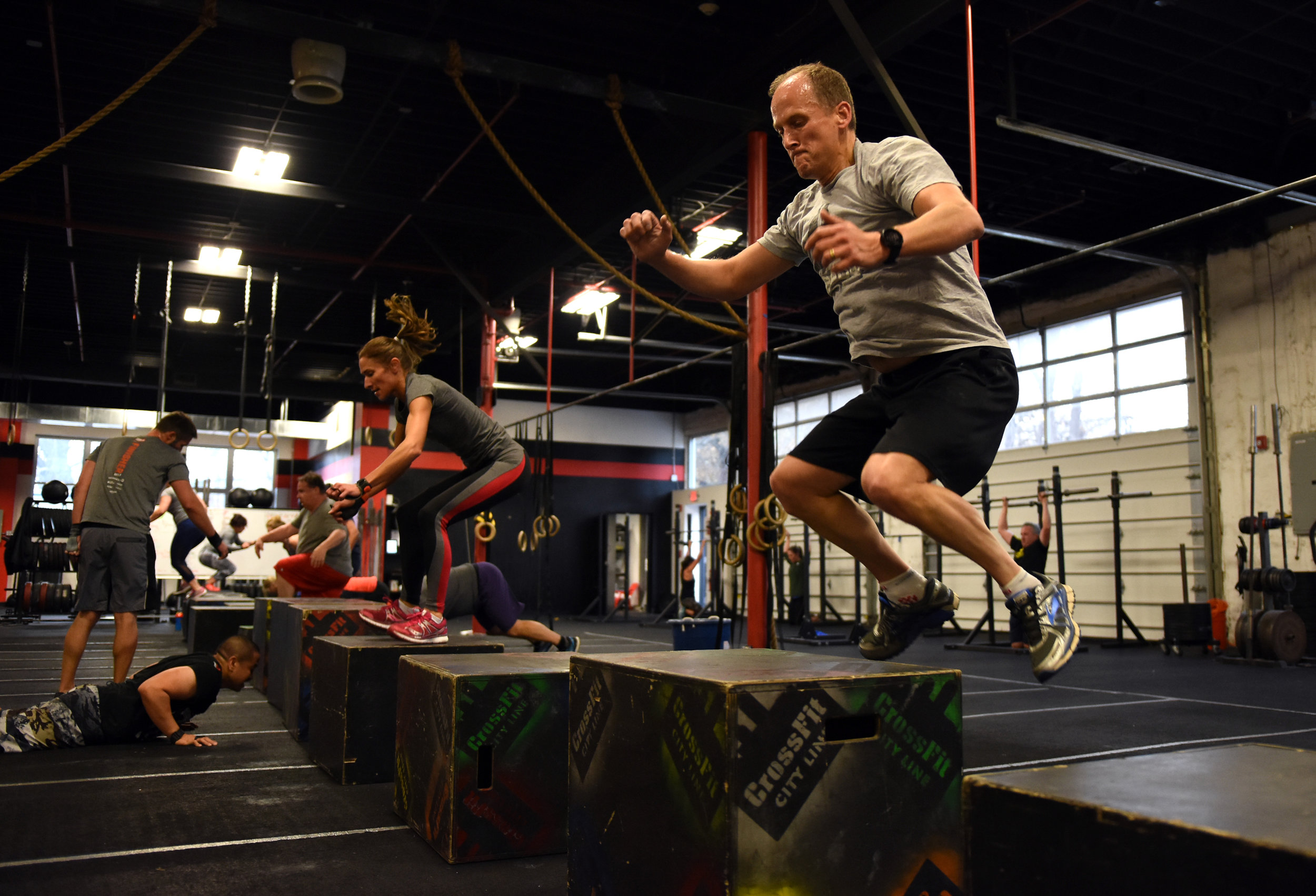I'm an Experienced CrossFitter -