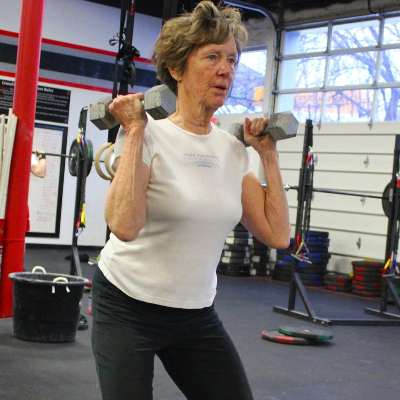 Vitality - Our specialty program for those age 55 and older.In the Vitality Program, you'll work with coaches who know exactly what it takes to be fit in middle age and beyond — increasing muscle mass and bone density, building strength and balance, and enhancing cardiovascular health. You'll feel strong, confident, and in control of your body.Open to anyone who wants to exercise alongside fellow adults in a fun, safe and challenging environment. No prior experience necessary.