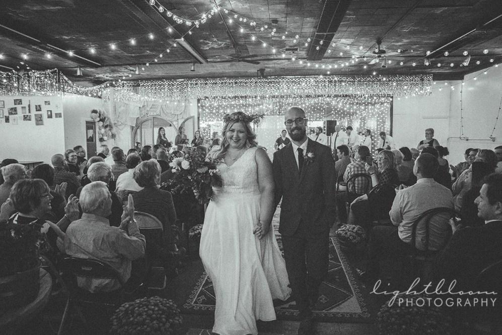 Alison and Nick's Wedding