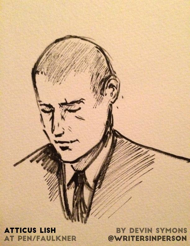 Atticus Lish