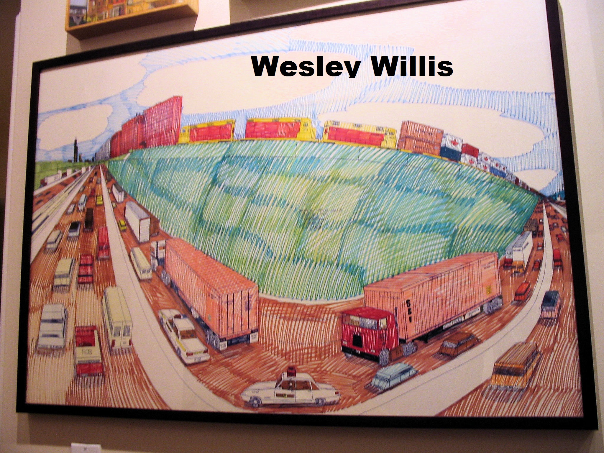 Wesley Willis, Dan Ryan 1993 2.jpg