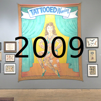 Links to 2009 exhibitions