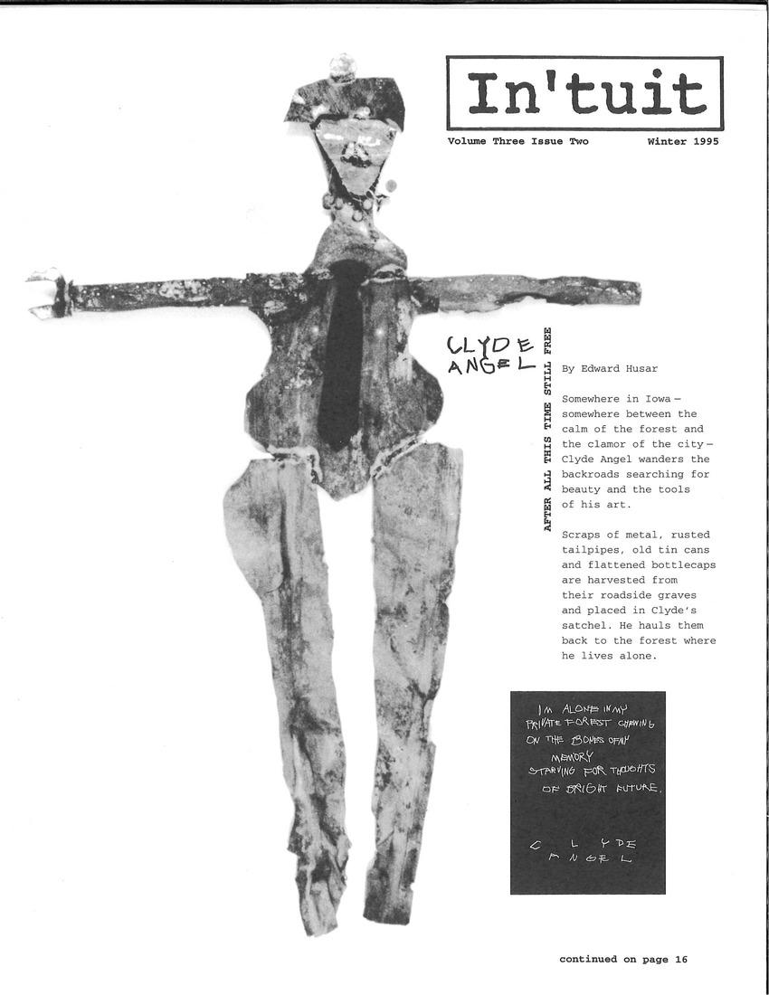 Volume 3 Issue 2 1995