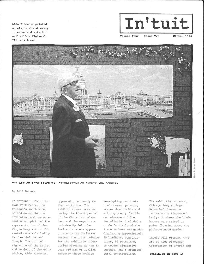 Volume 4 Issue 2 1996