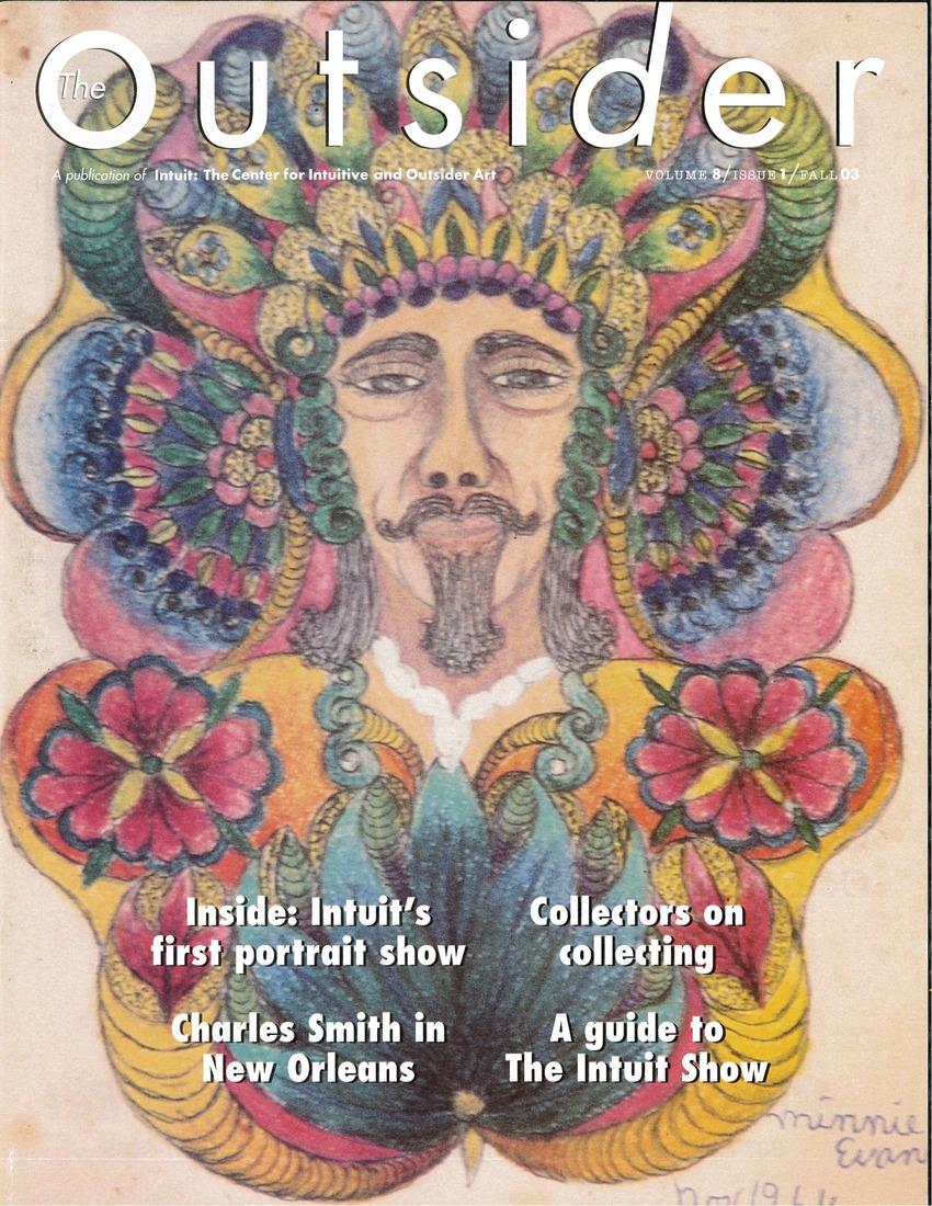 Volume 8 Issue 1 2003