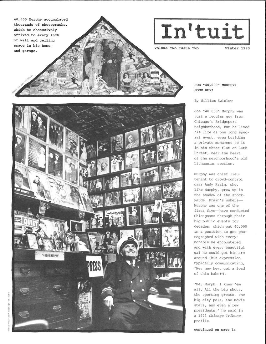 Volume 2 Issue 2 1993