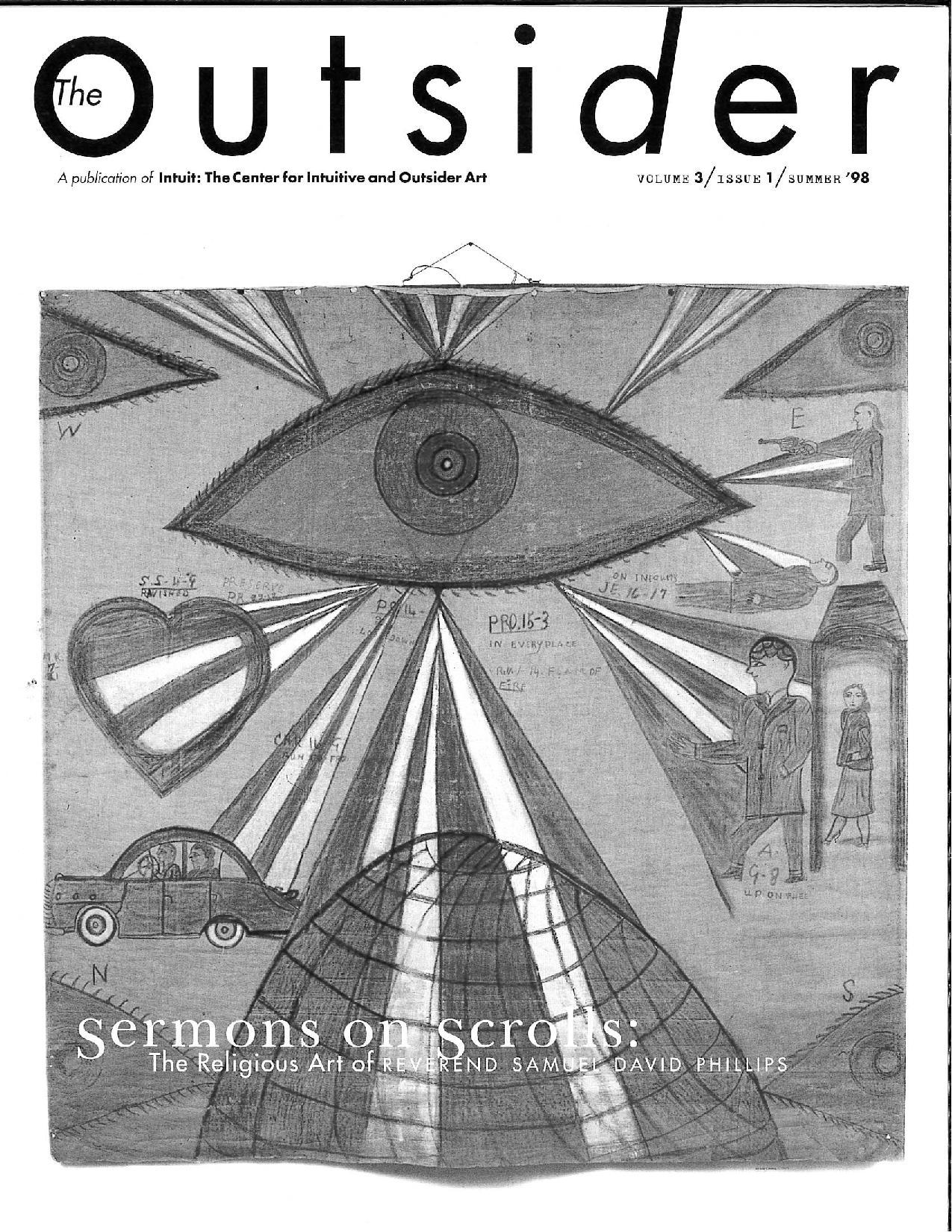 Volume 3 Issue 1 1998