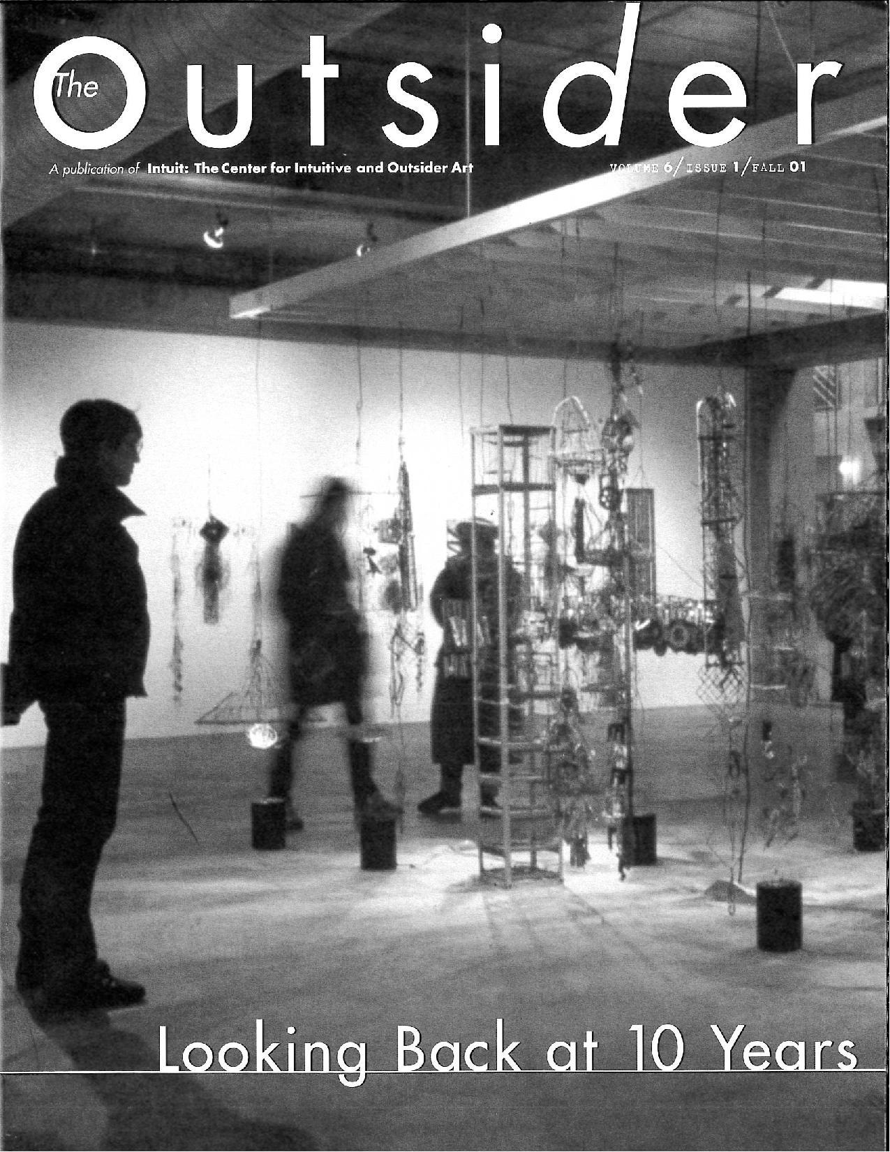 Volume 6 Issue 1 2001