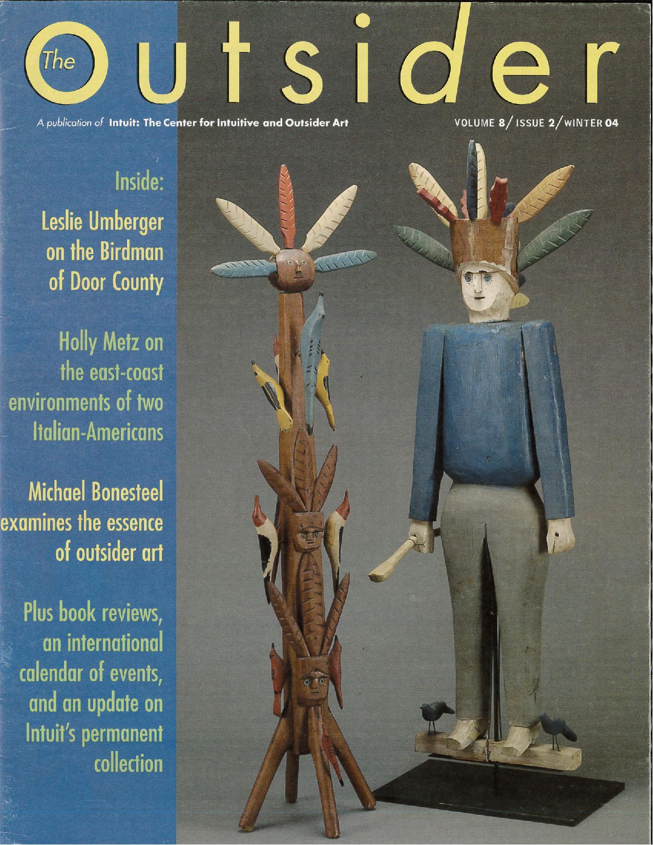 Volume 8 Issue 2 Winter 2004