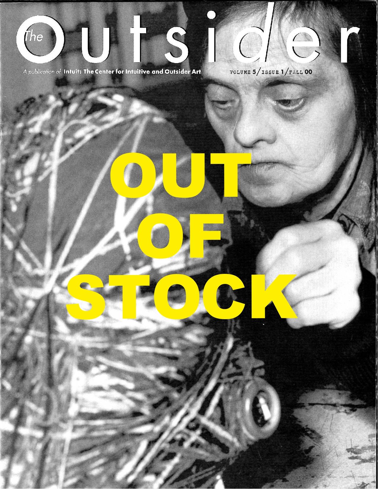 Volume 5 Issue 1 2000