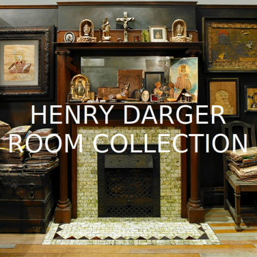 Henry Darger Room Collection