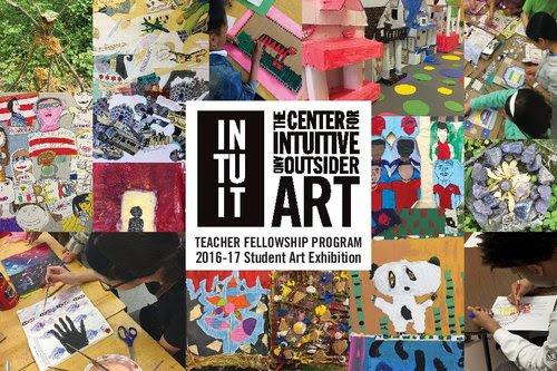 Teacher Fellowship Program Student Exhibition - 6/22/17
