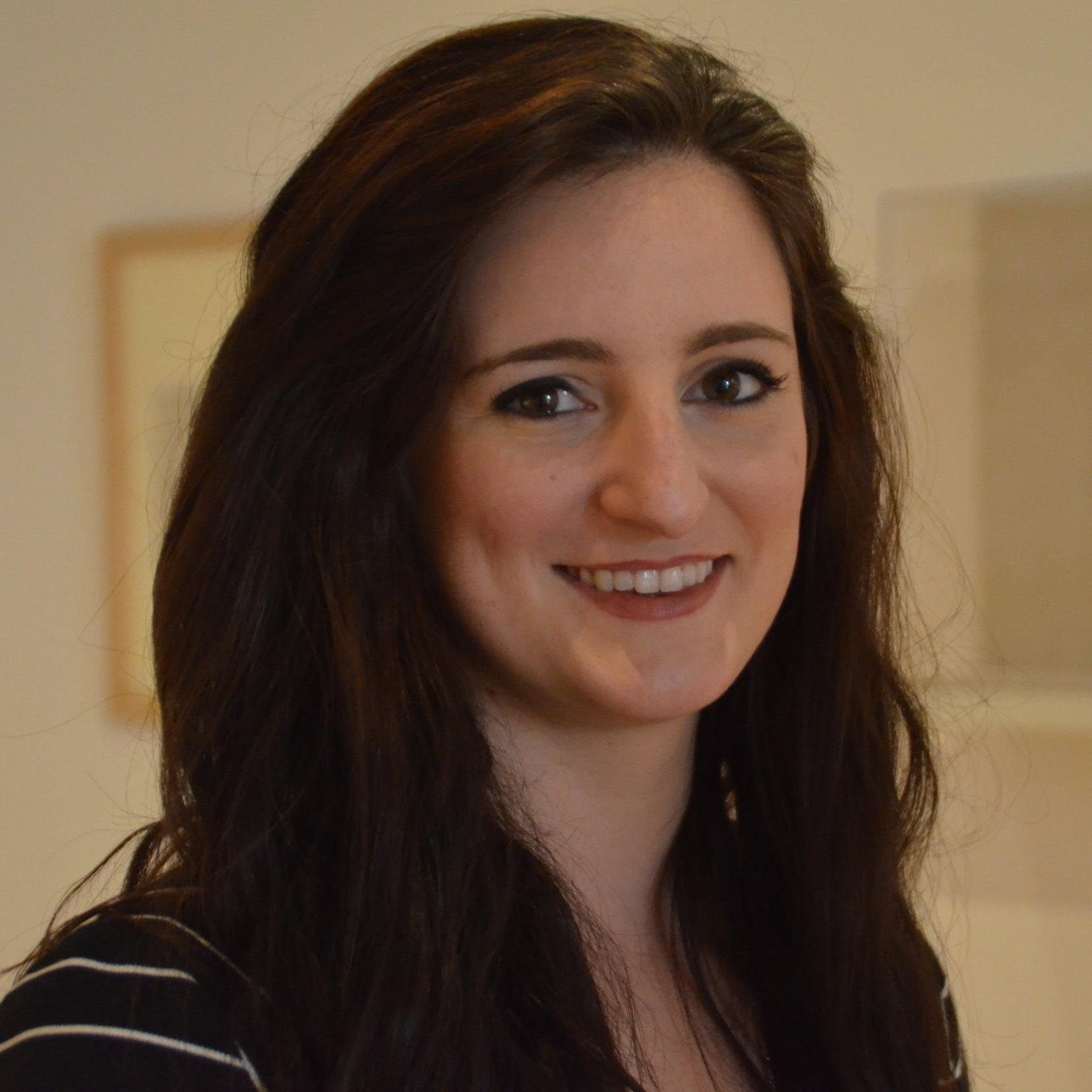 Christina Stavros , Registrar and Facilities Coordinator
