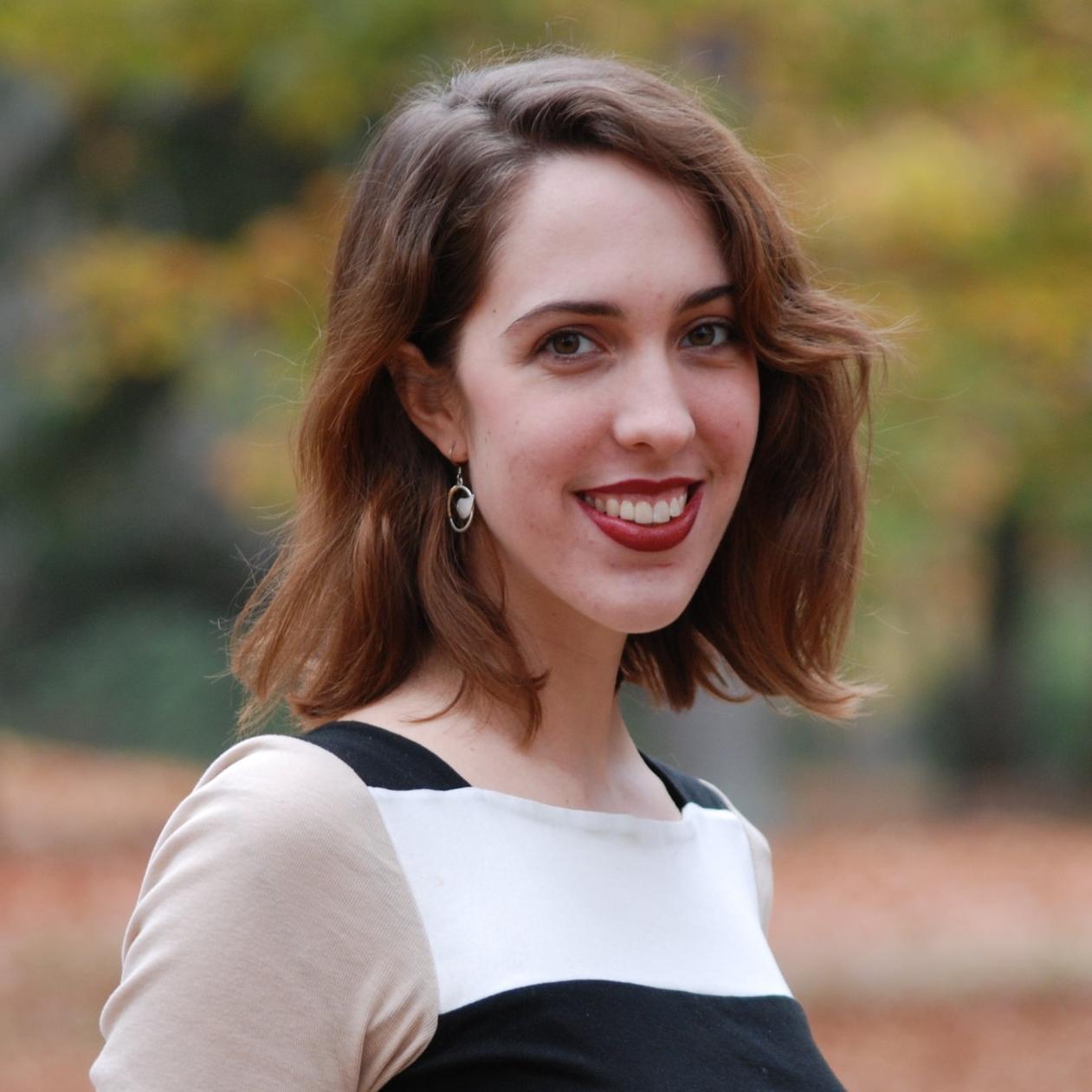 Claire Fassnacht , Development Coordinator