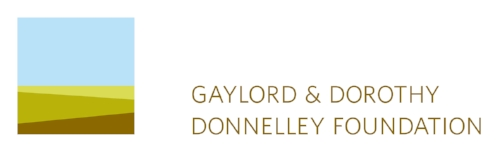 Gaylord & Dorothy Donnelley Foundation