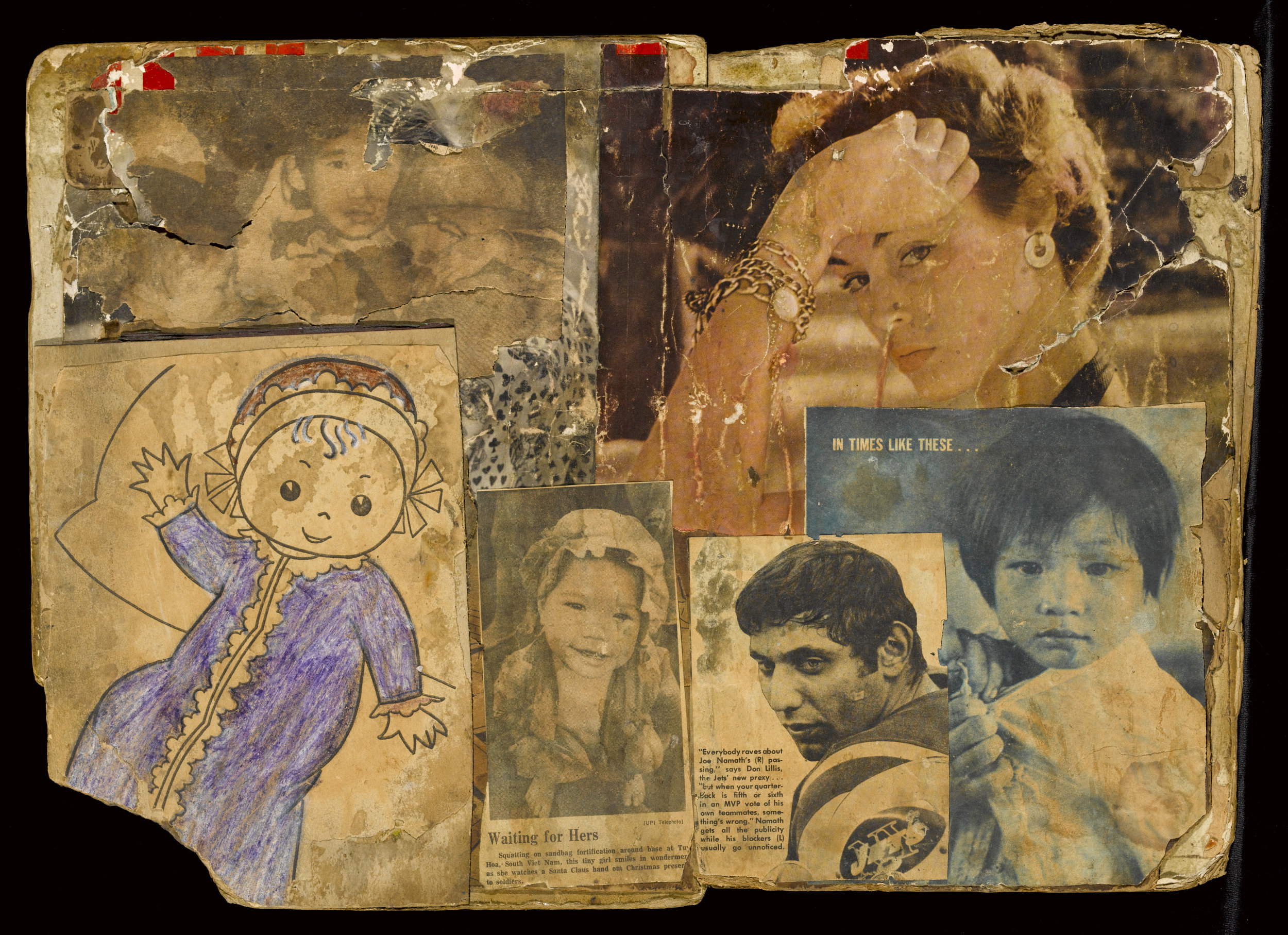 Henry Darger's Orphans and the Construction of Race - 7/10/17