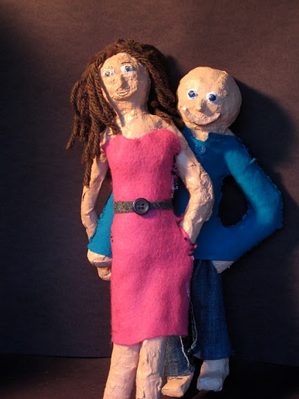 Creating a New Identity: Dolls with Voices