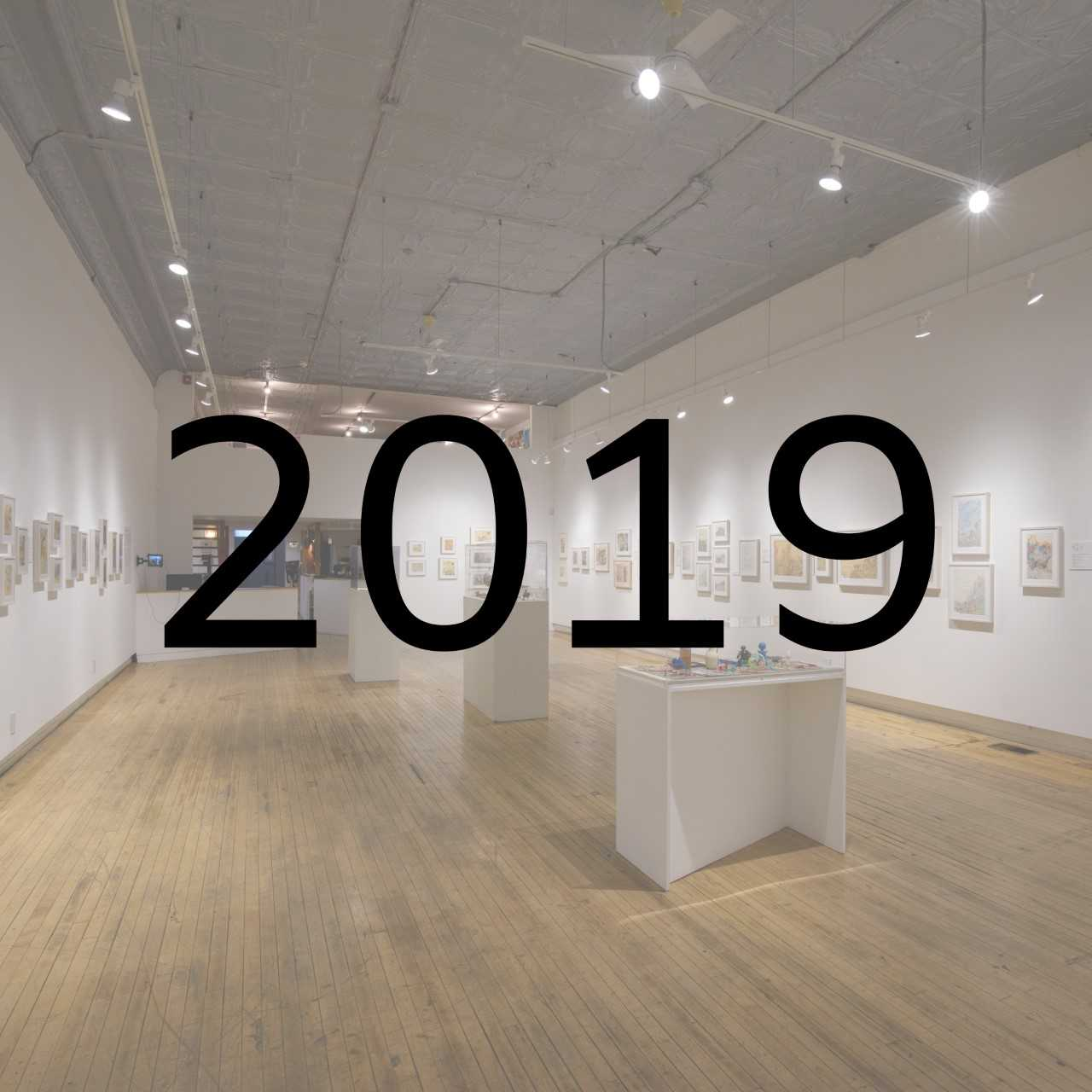 Links to 2019 exhibitions