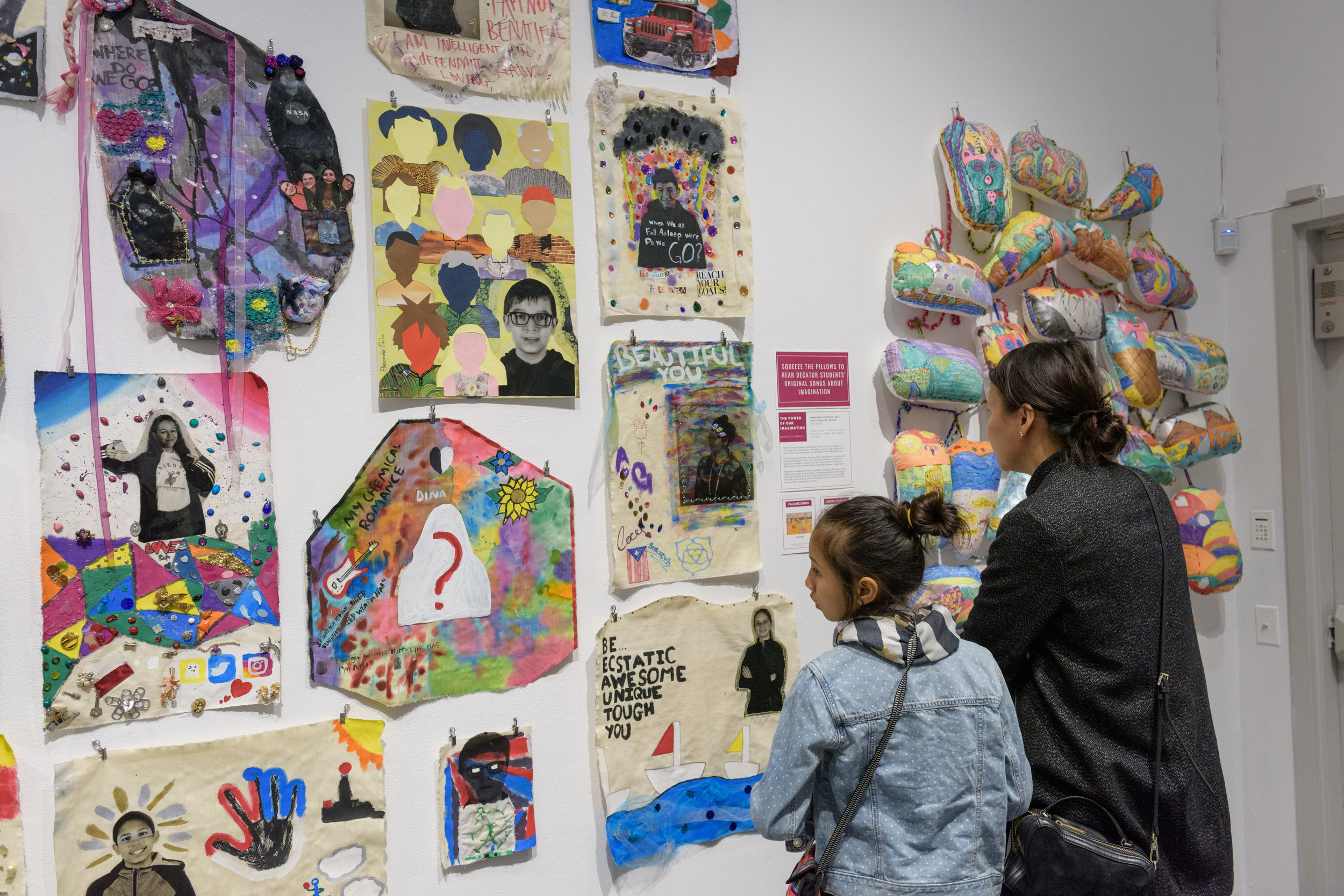 Museum showcases exhibition of artworks by Chicago Public Schools students - 5/30/19