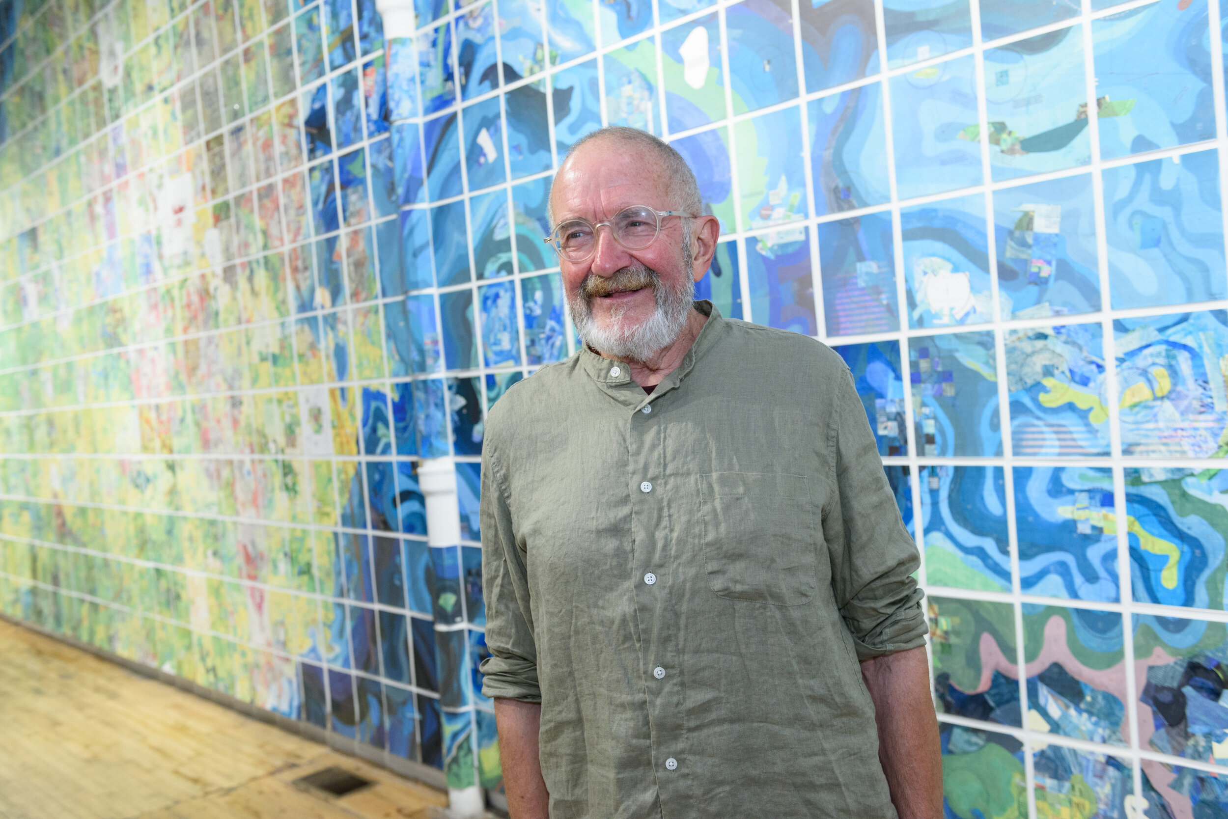 Mapping Your World: Workshop with Artist Jerry Gretzinger