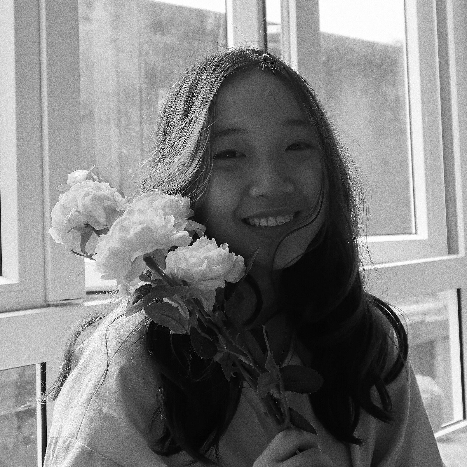 """Mary (Tran) Vi    Pronouns:  She/Her/Hers   Academic Year:  Freshman   Major:  Undecided   Hometown:  Vietnam   Cultural Identity:  Vietnamese  """"I'm an introverted person. I love reading books and watching Asian dramas (especially Chinese and Korean). I have been in the US for 3 years of high school."""""""
