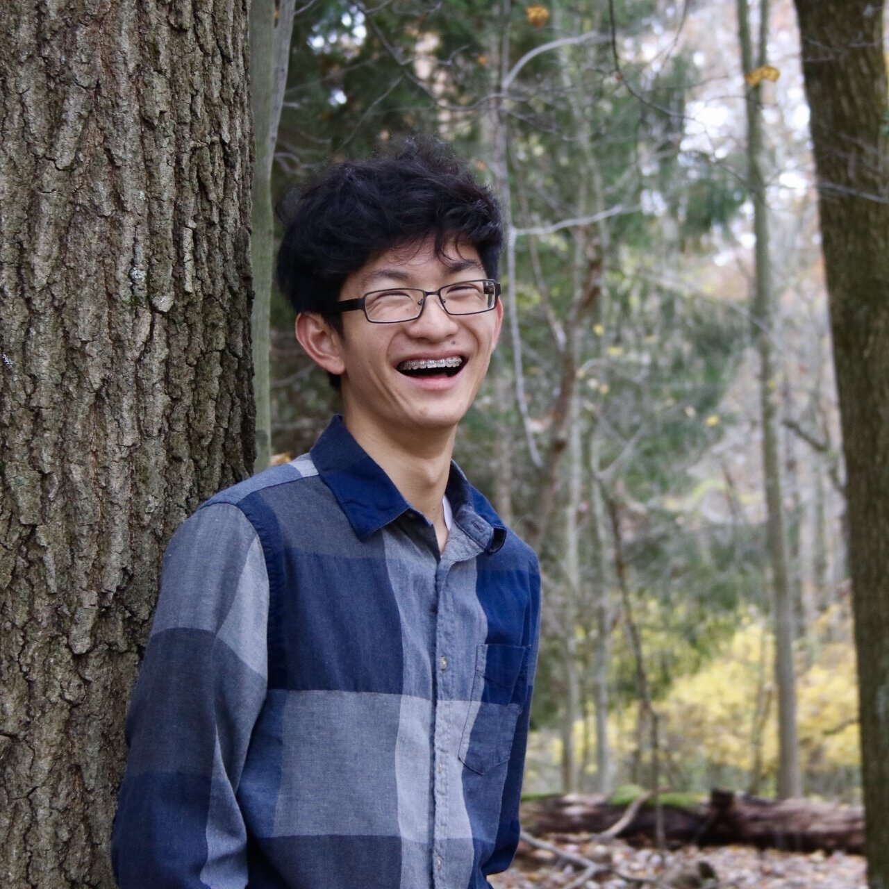 """Peter Fung    Pronouns:  He/Him/His   Academic Year:  Freshman   Major:  Business   Hometown:  USA   Cultural Identity:  Chinese American  """"I think I'm a creative guy. I listen to jazz and metal music. I play ping pong, piano, tennis, chews, and trombone. The classic American chinese kid with the tiger mom"""""""