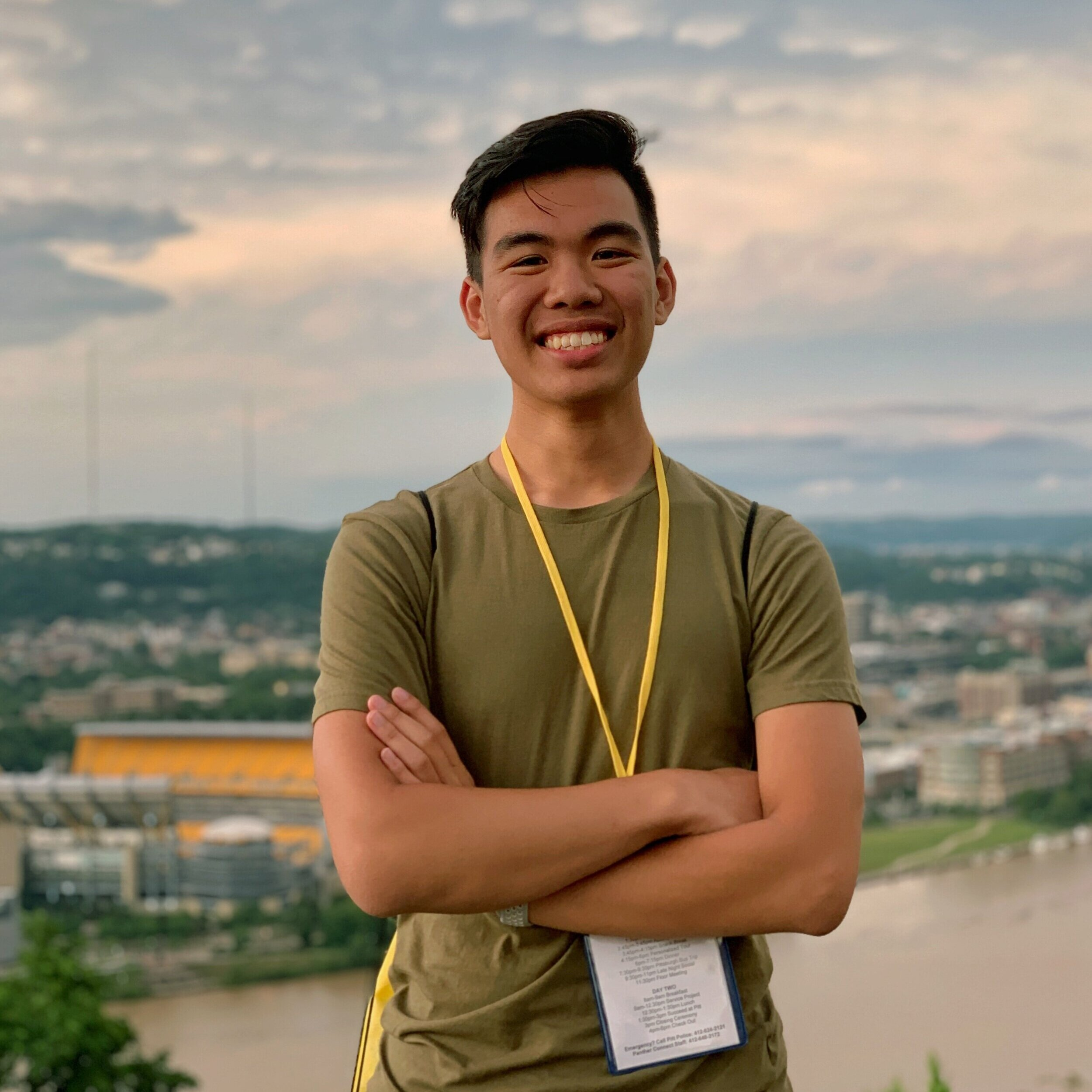 """Tommy Nguyen    Pronouns:  He/His/Him   Academic Year:  Freshman   Major:  Neuroscience, Chemistry, and Spanish   Hometown:  York, PA   Cultural Identity:  Vietnamese  """"I'm a STEM major so I'm super interested in science and especially medicine because I will be entering the medical field after undergraduate studies. As for my hobbies, I absolutely love music because I started to sing at a young age and I still do. Also, I play/currently learning 5 instruments: Piano, Guitar, Saxophone, Ukulele, and Cello. I'm also a self-taught photographer, so I'm trying to pick that up with the equipment I have (not much because I'm broke), but I have a photography IG @21st.era! Moreover, I'm an introvert at first, but after I become more comfortable, I become an extrovert and I love to talk. Late night talks or coffee talks are one of my favorite things to do in my free time besides music. OH, I loveeee coffee (cafe sun da or an iced caramel latte) and tea (boba and peppermint)."""""""