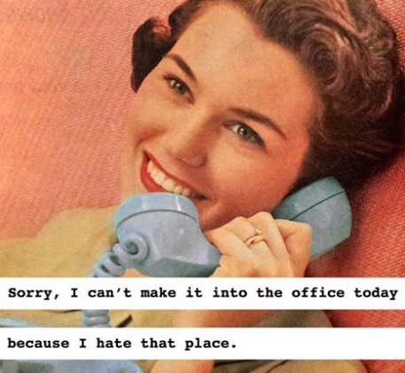 I hate my job - now what?