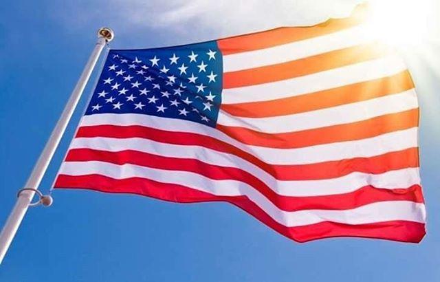 #happyflagday #trucking #americanflag