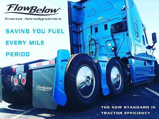 #savefuel #savemoney #trucking #transportation #tractoraerokit #truck #trucker