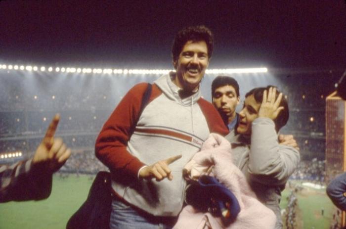 1986 Game 7 Mets win World Series