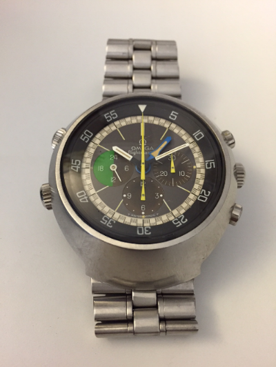 An early example of the Omega flightmaster Cal.910
