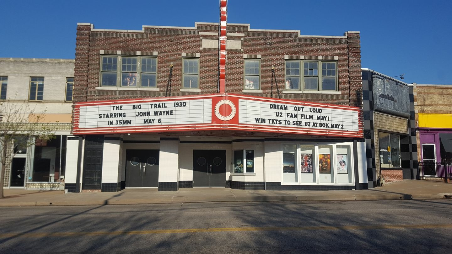Circle Cinema, for the world premiere of Dream Out Loud May 1, 2018 in Tulsa, OK. Photo Credit: Brian Mock