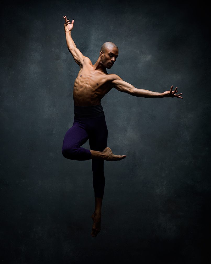 Anthony Javier Savoy, Dance Theatre of Harlem, dance photos by NYC Dance Project