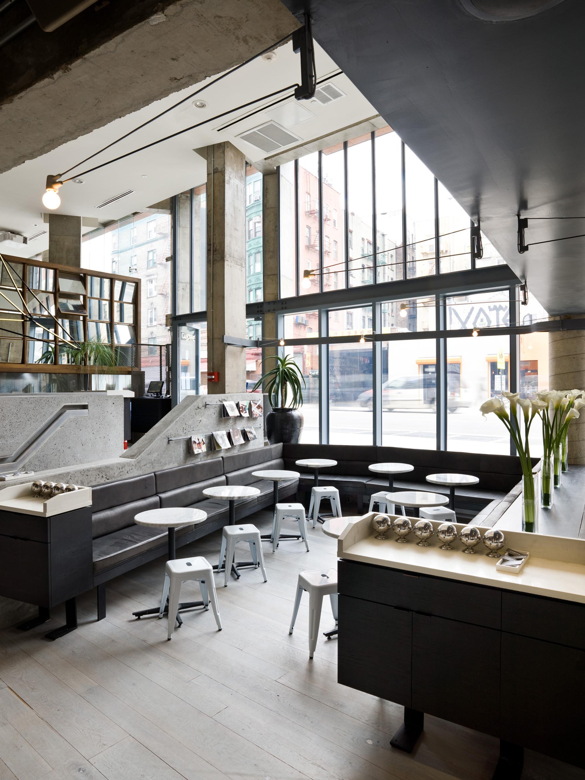 Cantine Parisienne - Nolitan Hotel, New York