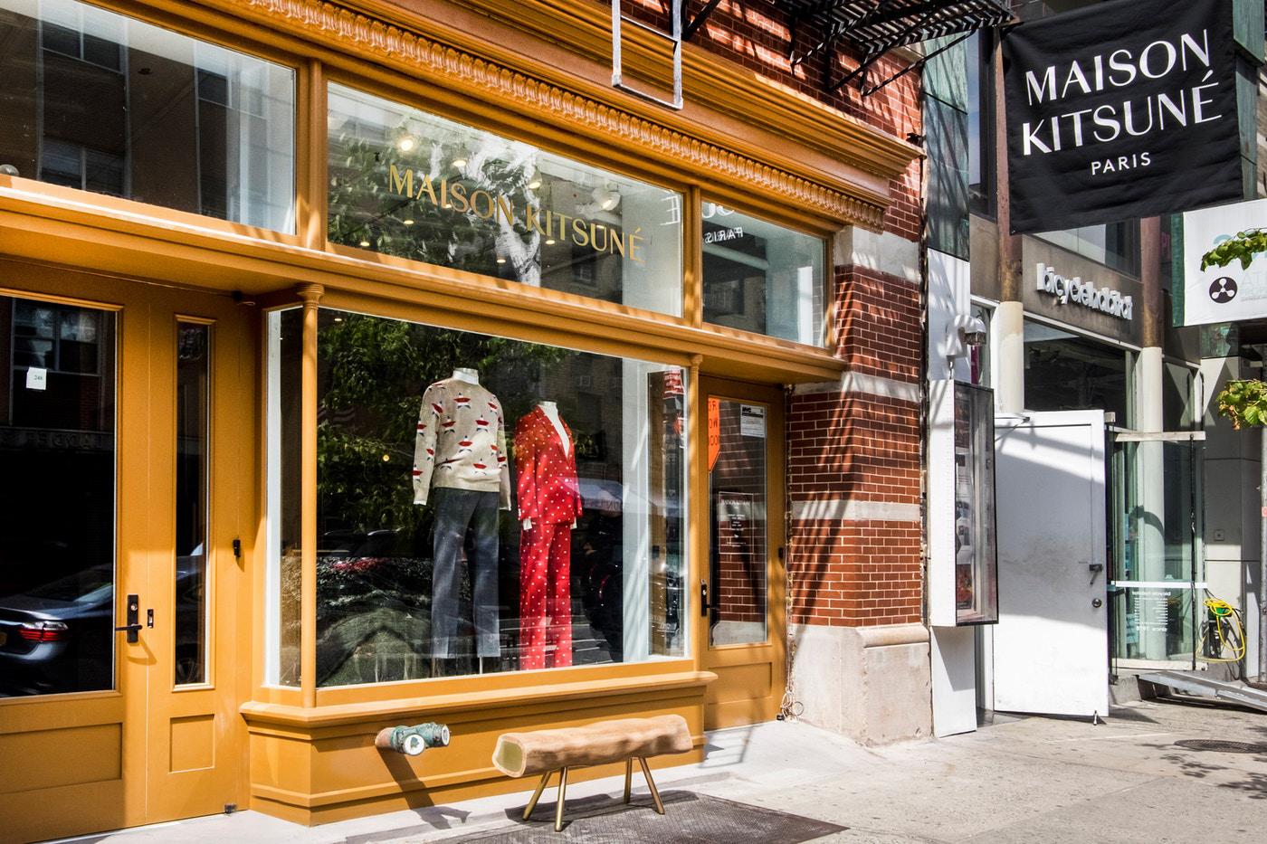 Maison Kitsuné, New York City