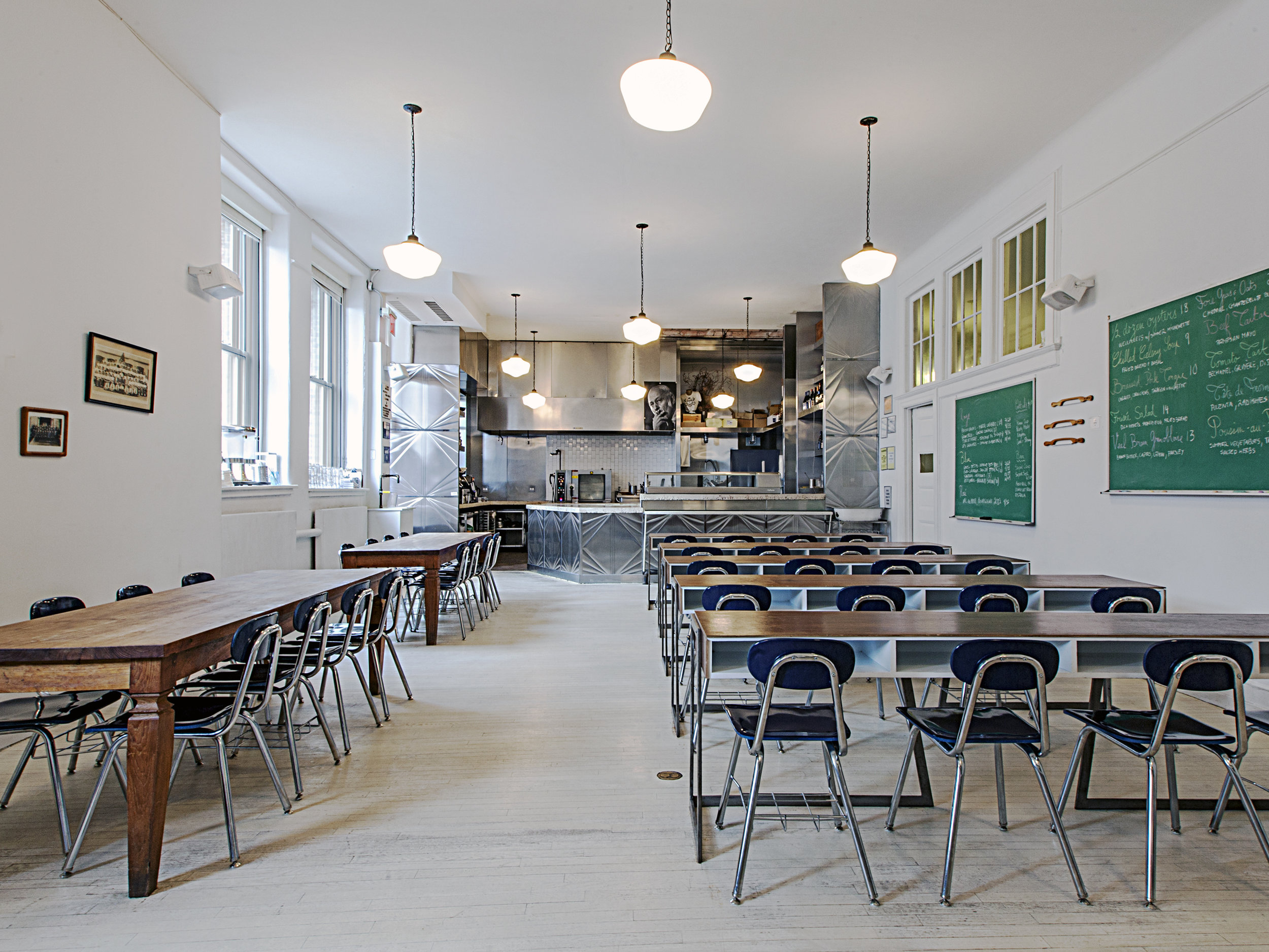 MoMA PS1 - M. WELLS Dinette, New York