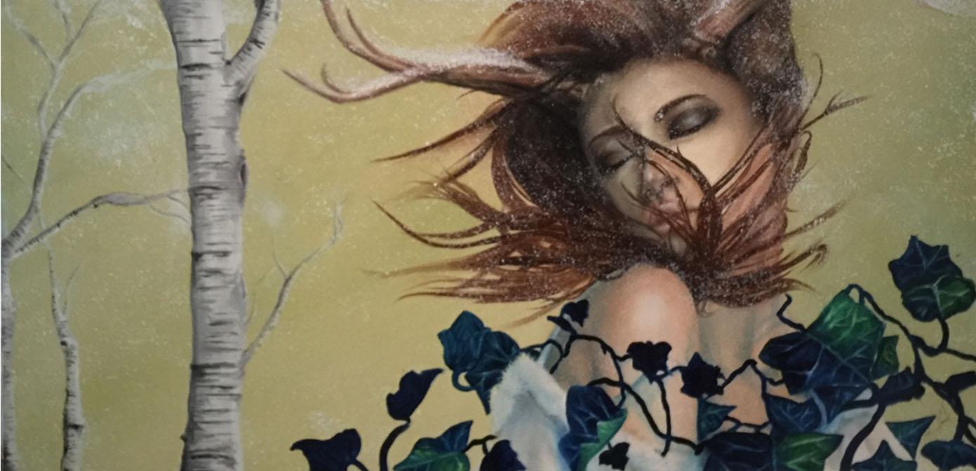 English Ivy - Oil on Canvas.jpg