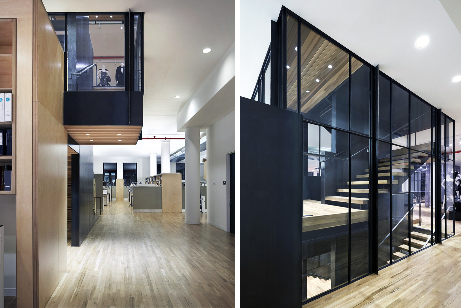 Res4 Resolution 4 Architecture Express Design Studio Modern Office Renovation Nyc