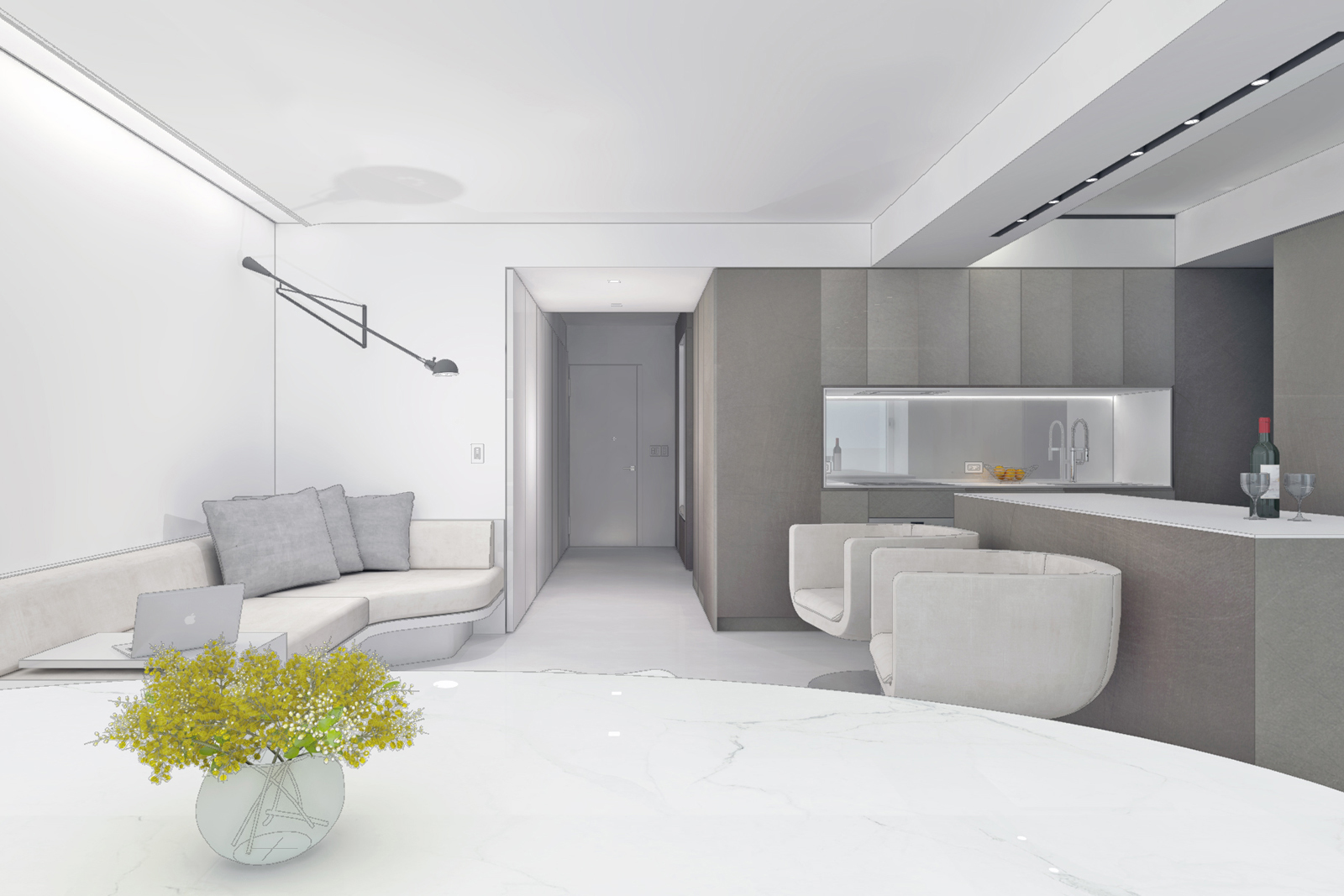 RES4 | Resolution: 4 Architecture | Fifth Avenue Apartment ...