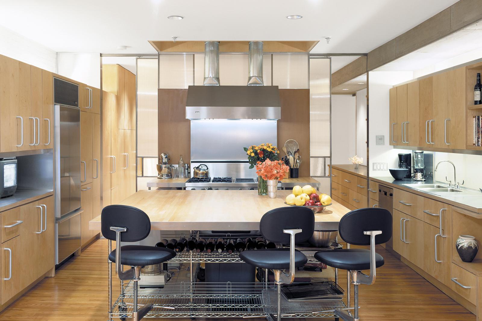 RES4 | Resolution: 4 Architecture | Ron\'s Loft | Modern ...