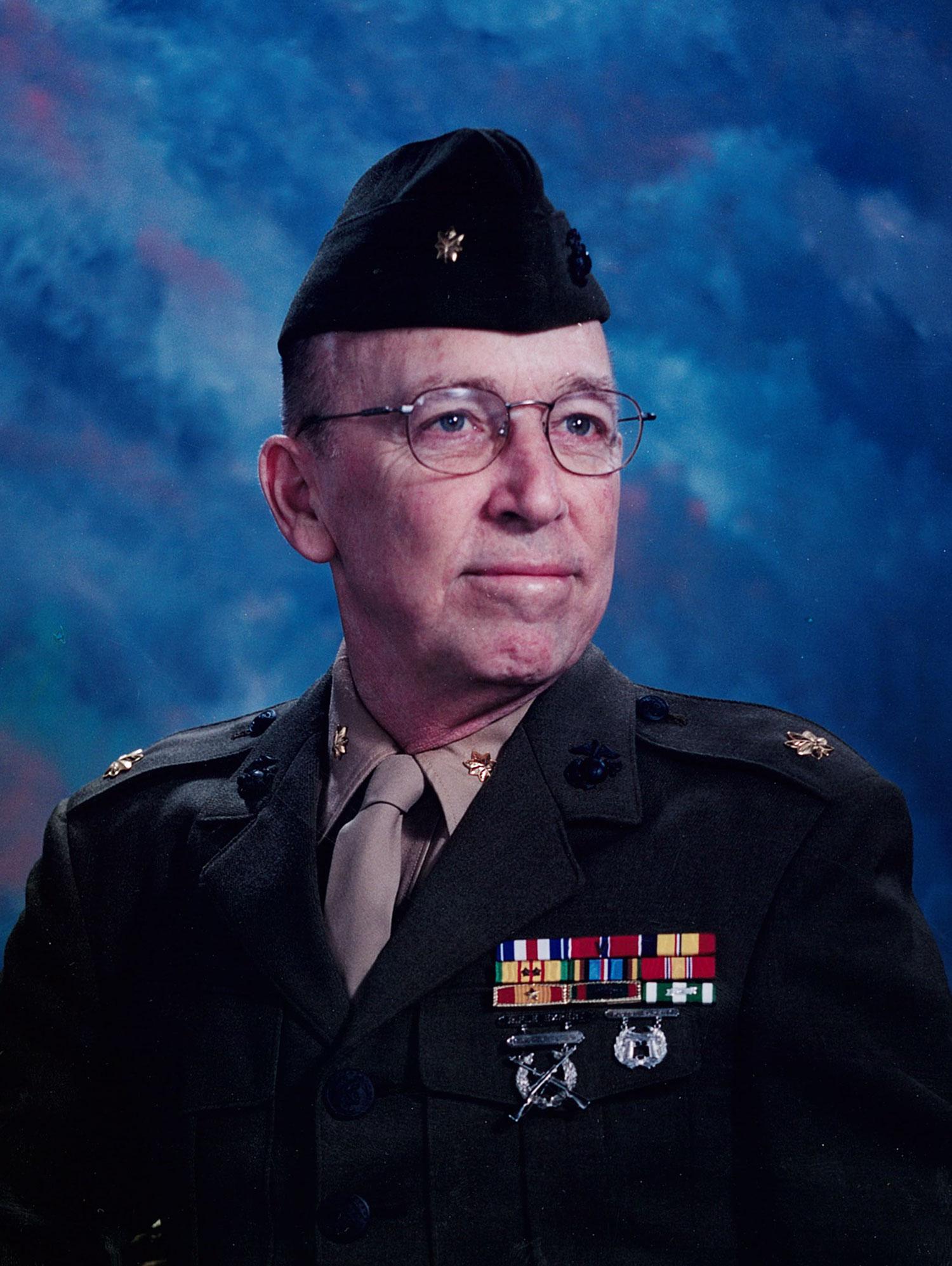 Read Clark, President 1983 to 1998