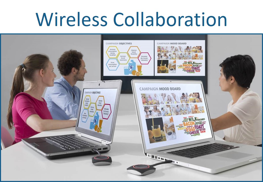 Wireless collaboration