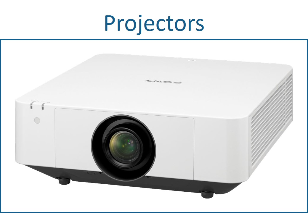 Laser and HD Projectors
